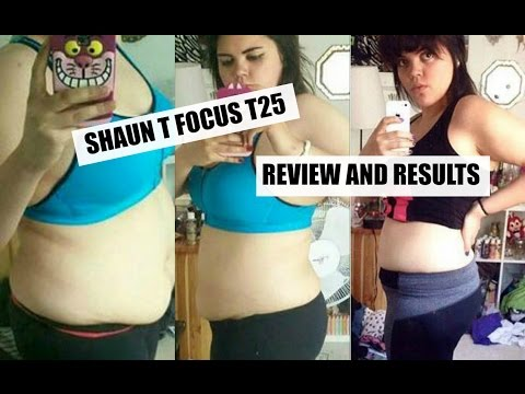 SHAUN T T25 REVIEW AND RESULTS ALLAINA_MADELEINE