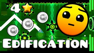 Geometry Dash (2.0) - Edification by Rolipso (Amazing Level #2)