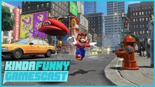 Kinda Funny Reacts to the Nintendo Switch Presentation