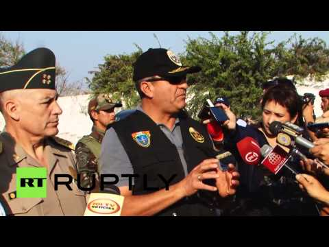 Peru: Police seize 3.3 tons of cocaine hidden in COAL