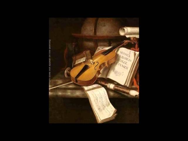 Giuseppe Tartini Sonatas for Violin, Violoncello and Harpsichord 2/2
