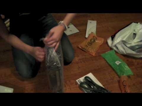 Xbox 360 Elite Unboxing Video