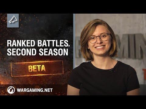 Developer Diaries: Ranked Battles. Second Beta Season - World of Tanks PC