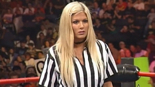(720pHD): WCW Nitro 05/22/00 - Torrie Wilson Referees Billy Kidman vs. Horace
