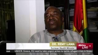Ebola vaccine trial proves 100% successful in Guinea