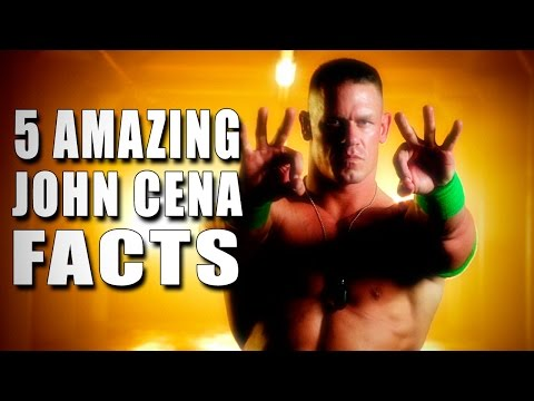 5 Things You Didn't Know About John Cena