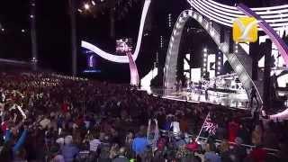 Rod Stewart, Festival De Vi�a Del Mar 2014