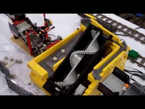 Great Ball Contraption - BrickFair VA 2013