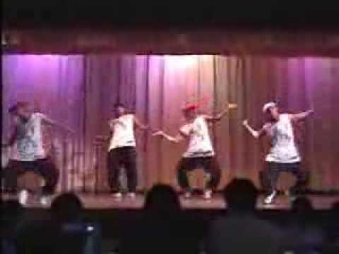 School Dance Lock in Pop/lock Old School Hip Hop