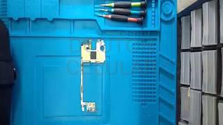 Dr.Celular - Reforçando o conector de Carregar/USB / Evite retorno desnecessário