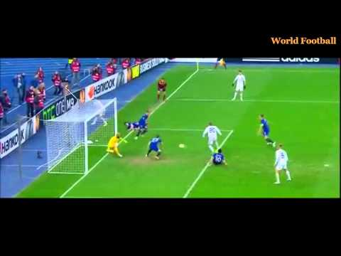 Обзор матча Динамо Киев   Эвертон 5 2 Лига Европы УЕФА