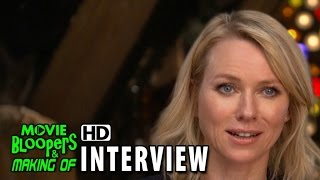Insurgent (2015) Behind The Scenes Movie Interview - Naomi Watts (Evelyn) + Movie Facts
