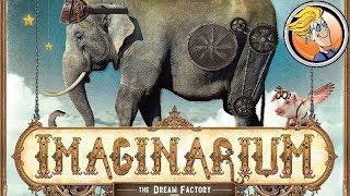 Imaginarium — game preview at SPIEL '17