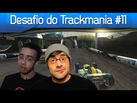 Mini LOL é meu Pol - Desafio do Trackmania #11 com Victor Ludgero