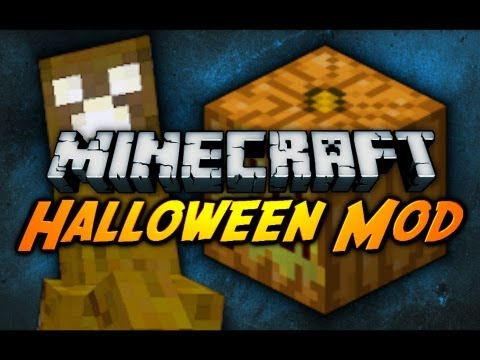 Minecraft: The Halloween Mod!