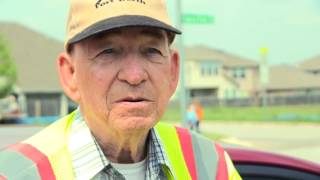 Longtime Fort Worth crossing guard let go after failing test