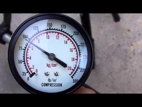 Echo SRM 2201 Compression Test