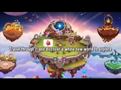 Nuevo mundo Nuevas islas y nuevos dragones dragón city diciembre 2014