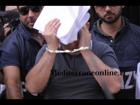 Video uscita dalla Questura di Reggio Calabria di Cosimo Alvaro