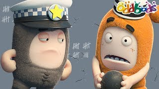 Oddbods | Trespassing | Funny Cartoons For Kids