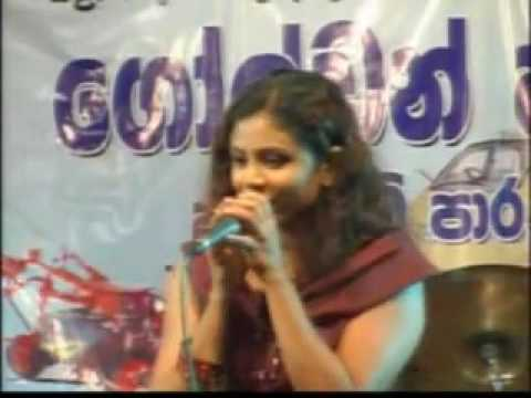 Sinhala Live Musical Show - Sunrice - Amila -part 2 video