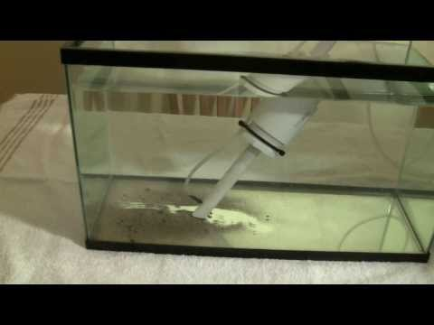 Diy air lift koi pond vacuum part 2 3 how to save for Airlift koi pond