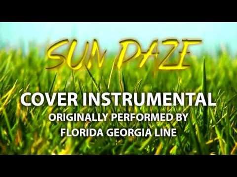 Sun Daze (Cover Instrumental) [In the Style of Florida Georgia Line]