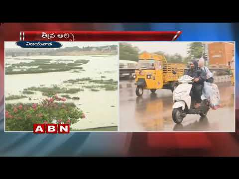 Heavy Rain Forecast For Next 72 Hours in Telugu States