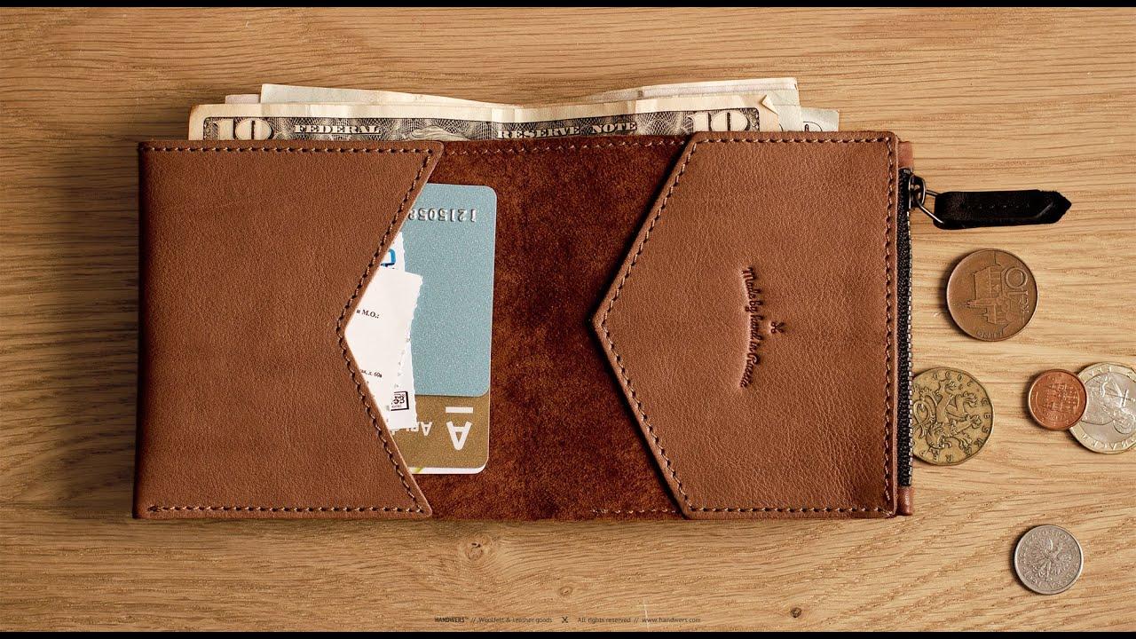 Бумажник своими руками фото