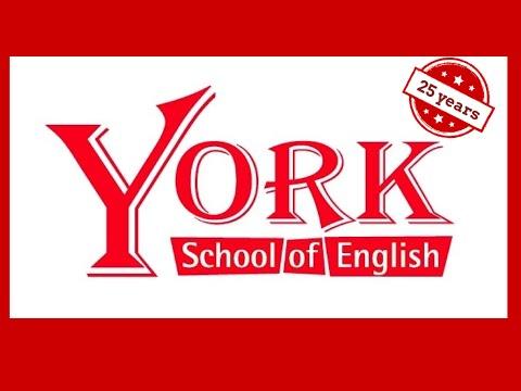 Lip dub YORK School of English - 08/25/2014