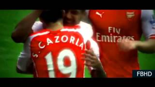 Theo Walcott ● Arsenal FC ● Goals, Skills, Assists ● Goodluck 2015 2016 ● HD