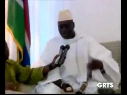 Yahya Jammeh blackmailing Senegal Ex leader Wade