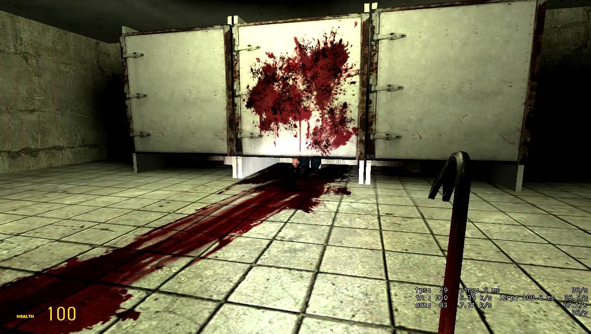 Gm_apartment a single-player survival horror campaign for gmod.