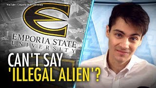 Rob Shimshock: Student Gov. Tries To Impeach Student Who Said 'Illegal Alien'