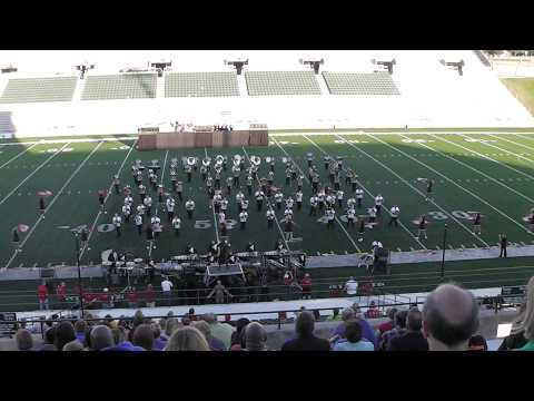 Lake Highlands High School 5A Marching Band UIL October 23, 2013