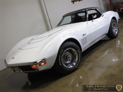 Corvette Stingray 1968 on 1971 Chevrolet Corvette Lt 1 Stingray For Sale