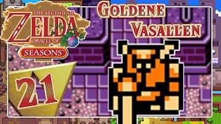 THE LEGEND OF ZELDA ORACLE OF SEASONS 🗡️ Part 21: Gegen die 4 saisonalen goldenen Vasallen!