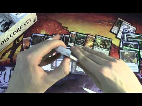 MTG - M15 Booster Box Opening!
