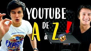 YOUTUBE DE A à Z- JIGMÉ