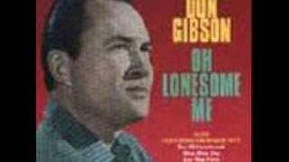 Watch Don Gibson Sea Of Heartbreak video