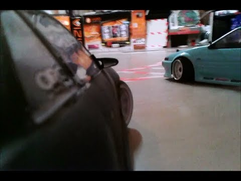 RC Drift Car with Ls1 Motor (CS STYLE) *GO PRO*