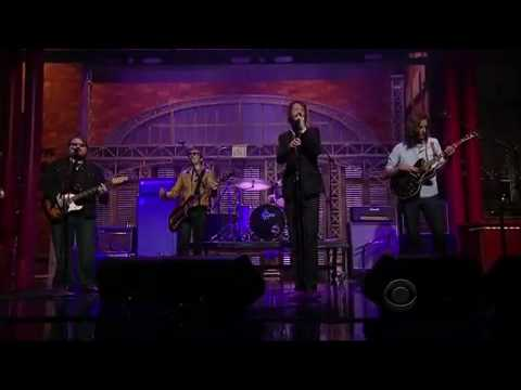 Band Of Horses - Laredo on Letterman 5.20.10