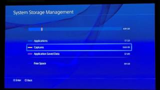 This is how you Delete Videos And Screenshots From The Share Menu On Your PS4
