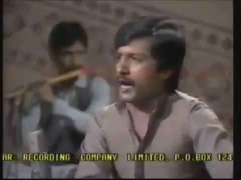 Real Sufi Real Soul - 78 ( Attah Ullah Khan) ''chan Kithan Guzari Raat Way'' Old Recording. video