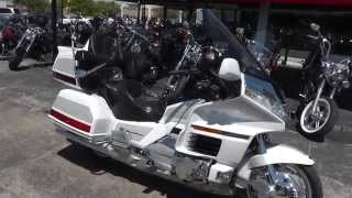 100510 - 1999 Honda Goldwing GL1500 - Used Motorcycle For Sale