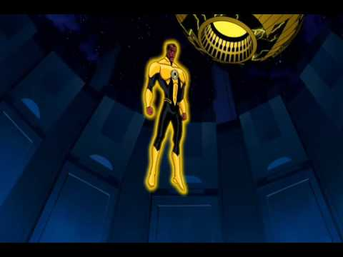 Hal vs Sinestro - Red (Death of Me)