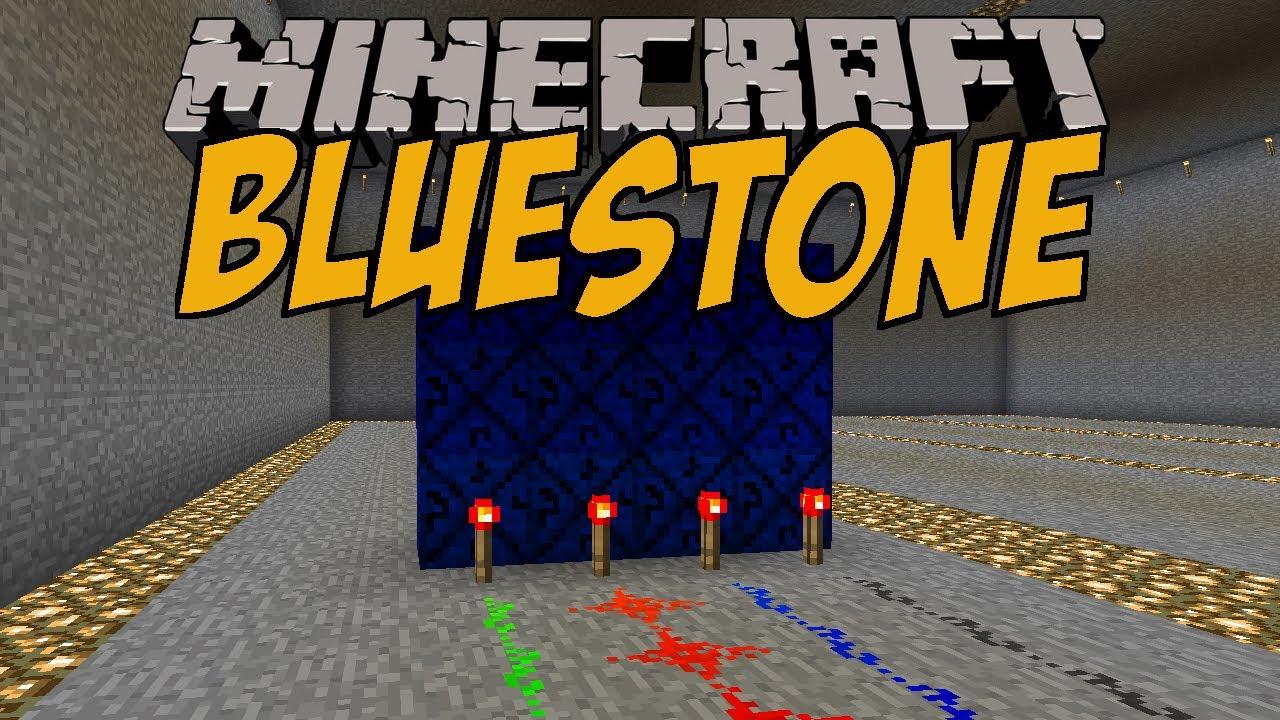 Bluestone Mod | Minecraft