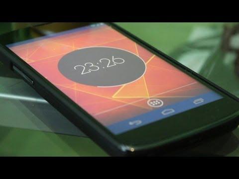 Genial personalización minimalista para Android
