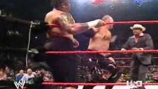 Kane vs Umaga (Kane returns)