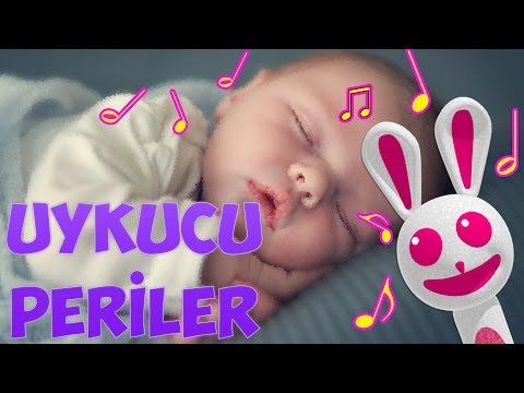 UYKUCU PERİLER | Çizgi Film Tadında Çocuk Şarkıları | Sweet Tuti Bebek Şarkıları | Ninni